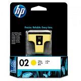 HP Yellow Ink Cartridge 02 [C8773WA]